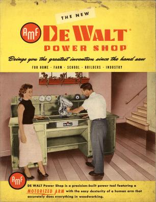 DEWALT power shop 2