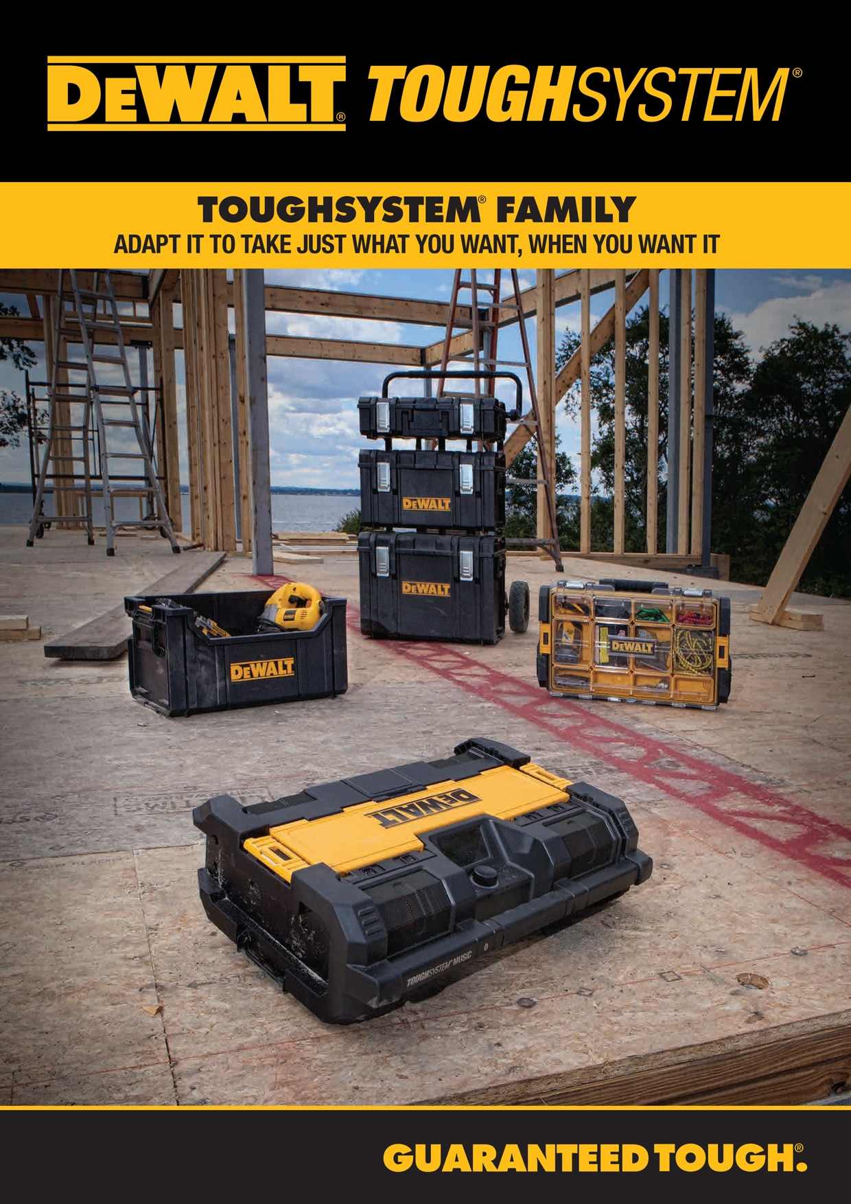 Toughsystem catalogue